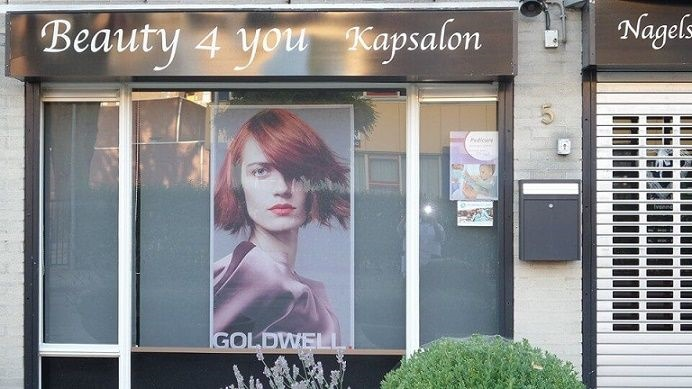 Foto gevel van de salon Beauty 4 You